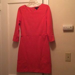 Banana Republic Dress size 4 Orange